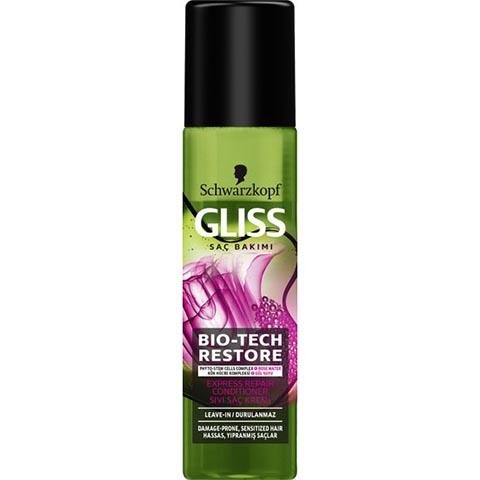 Gliss Sıvı Saç Kremi Bio-tech 200ml