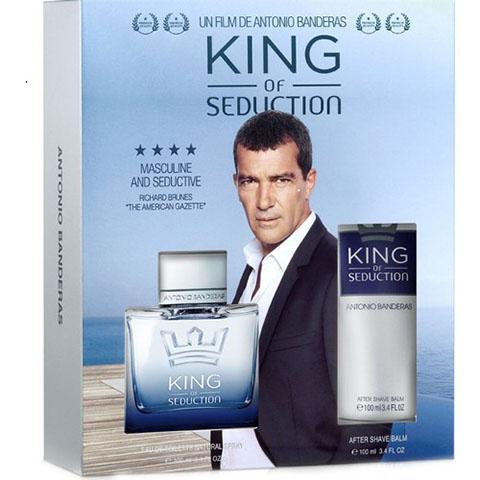 Antonio Banderas King Of Seduction Absolute Edt 100ml Erkek Parfüm Seti