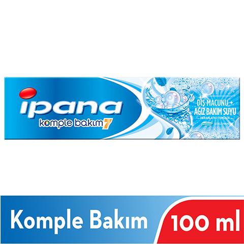 İPANA KOMPLE 7 DİŞ MACUNU 100ml GÜÇLÜ NANE