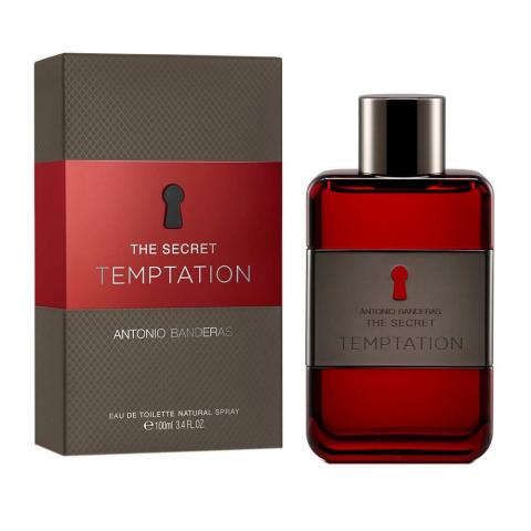 Antonio Banderas The Secret Temptation Erkek Edt 100 Ml Parfüm