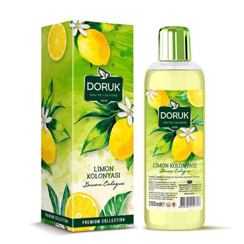 Doruk Limon Kolonya 80c 200ml