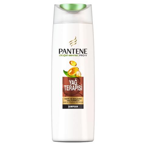 Pantene Şampuan 500 ml Doğal Sentez Yağ Terapisi
