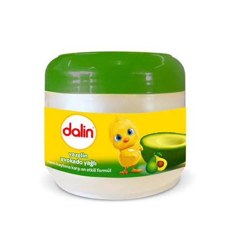 Dalin Vazelin Avokado Yağı 100 ml