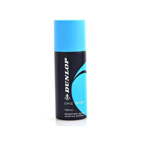 Dunlop Deodorant Chic Sport Mavi 150ml Erkek