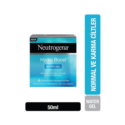 Neutrogena Hydro Boost Water Gel Krem Nemlendirici Normal Ciltler için 50 ml