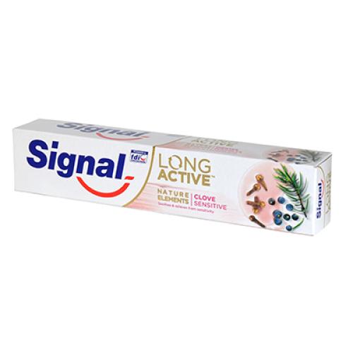 Signal Nature Elements Clove Sensitive Diş Macunu 75ml