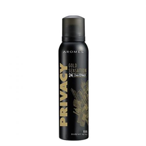Privacy Deodorant Gold Sensation Erkek 150ml Men