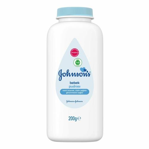 Johnsons Baby Bebek Pudrası 200gr