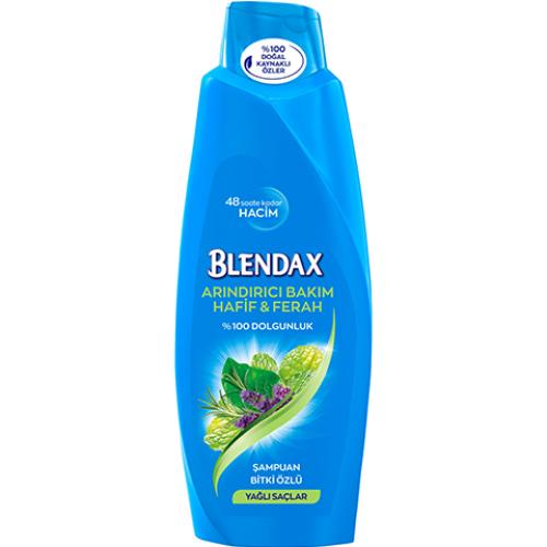 Blendax Şampuan Bitki Özlü 500ml