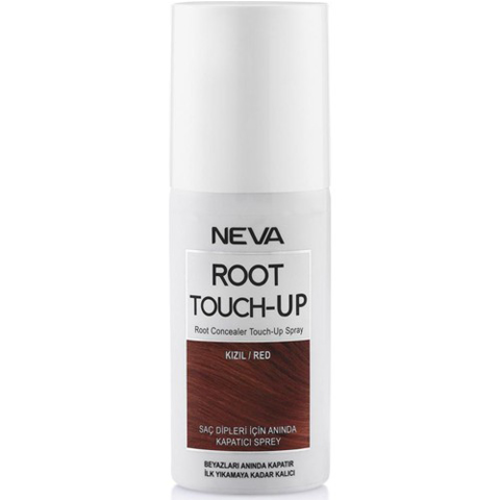 Neva Root Touch Up Beyaz Saç Dipleri İçin Anında Kapatıcı Sprey Kızıl 75ml