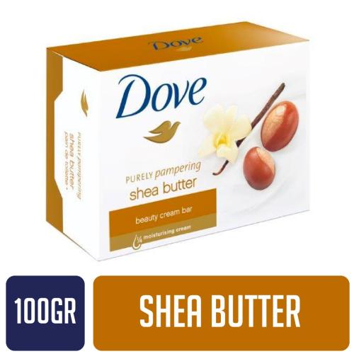 Dove Sabun Shea Yağlı Sabun Shea Butter Cream Bar 100gr