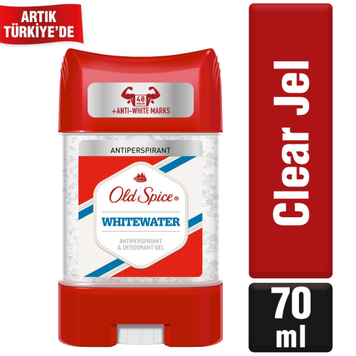 Old Spice Clear Jel Whitewater 70ml