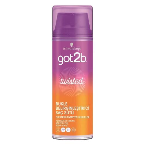 Got2b Twisted Bukle Belirginleştirici Saç Sütü 150 ml