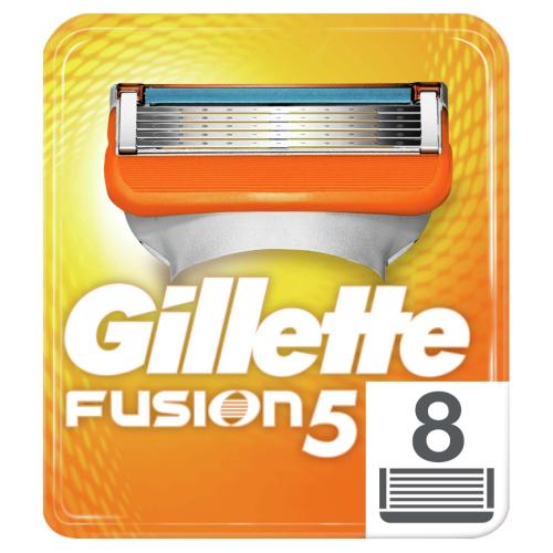 Gillette Fusion 8li Yedek Tıraş Bıçağı