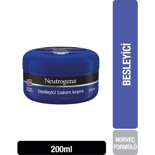 Neutrogena Besleyici Bakım Kremi 200ml